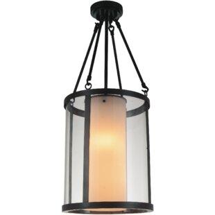 CWI Lighting Danielle 2-Light Foyer Pendant