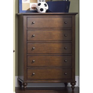 Middlesbrough 5 Drawer Chest