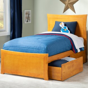 Maryanne Twin XL Storage Platform Bed