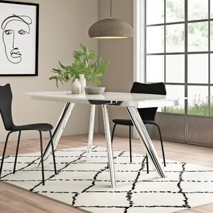 Ardoch Extendable Dining Table By Wade Logan