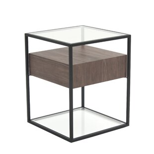 Elina End Table by Brayden Studio