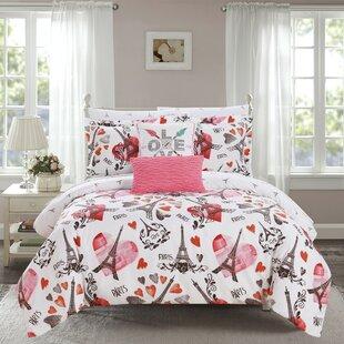 Guerrero Reversible Comforter Set
