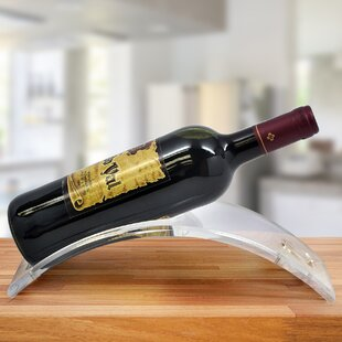 1 Bottle Tabletop Wine Rack by GGI Intern..