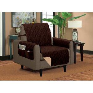 Classic Box Cushion Armchair S...