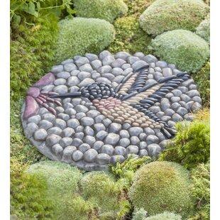 decorative garden stepping stones. Hummingbird Decorative Stepping Stone Garden Stones