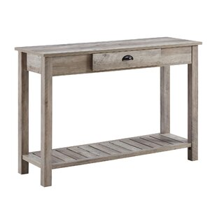 Burford Entry Console Table By Union Rustic
