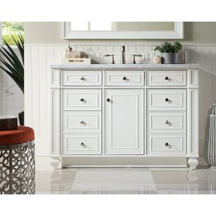 Affordable Lambrecht 48 Single Bathroom Vanity Set ByAlcott Hill