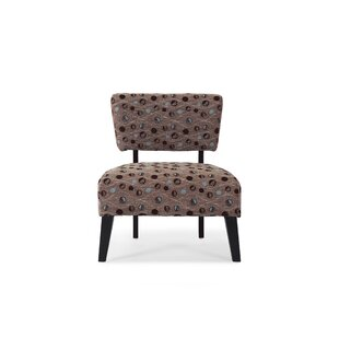 Ebern Designs Bianchi Modern Slipper Chair