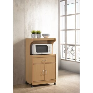 Blase Microwave Cart by Ebern Designs