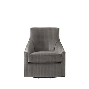 Andrew Martin Swivel Armchair by Resource Decor
