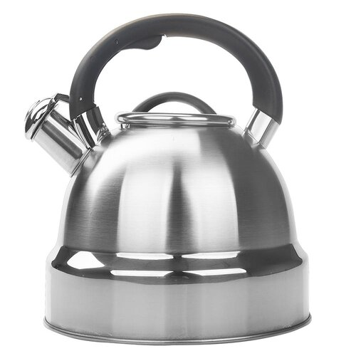 Massie 3.7L Stainless Steel Whistling Stovetop Kettle Symple