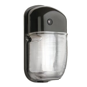 1-Light Outdoor Bulkhead Light