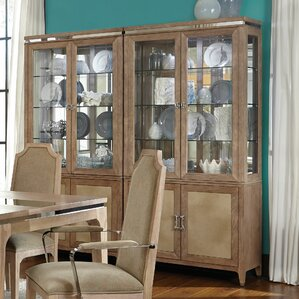Biscayne West Lighted China Cabinet by Michael A..