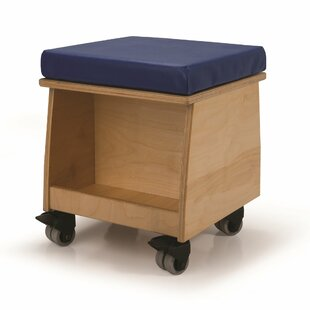 Rolling Teacher Stool