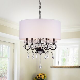 House of Hampton Lacombe 6-Light Chandelier