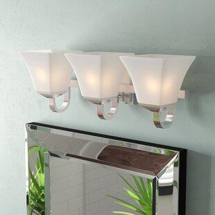 Bendigo 3-Light Vanity Light by Ebern Designs