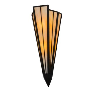 Top Reviews 2-Light Brum Wall Sconce By Meyda Tiffany