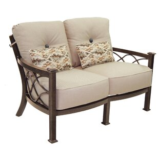 La Reserve Loveseat with Cushions