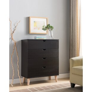 Bowie 4 Drawer Standard Chest