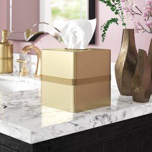 Wetzler Tissue Box Cover ByWilla Arlo Interiors