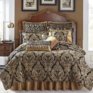 Pennington 4 Piece Reversible Comforter Set By Croscill Home Fashions