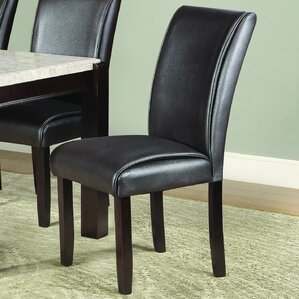 Wobnar Parsons Chair (Set of 2) by Lat..