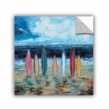 Surfboard Wall Deeco Wayfair