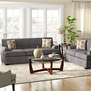 Inexpensive Whitman 2 Piece Living Room Set by Ebern Designs Reviews (2019) & Buyer's Guide