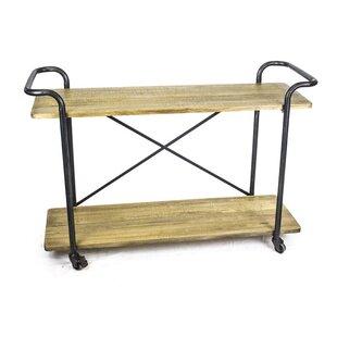 Sagebrook Home Bar Cart