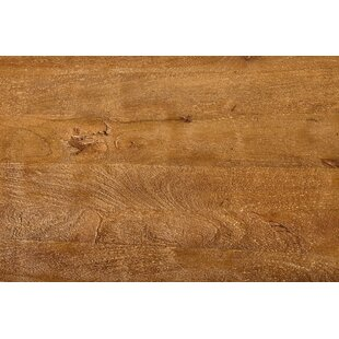 Millwood Pines Waldrop Solid Wood Counter..
