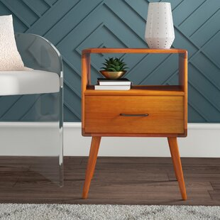Collado End Table with Storage