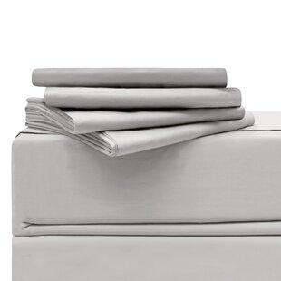 Luxury 6 Piece 620 Thread Count 100% Cotton Sheet Set