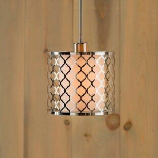 Krumm 1-Light Pendant by Brayden Studio