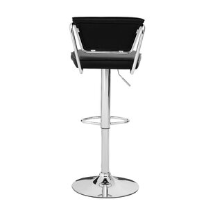 Peterlee Height Adjustable Bar Stool (Set Of 2) By Metro Lane