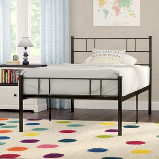 Harriet Bee Antin Twin Platform Bed