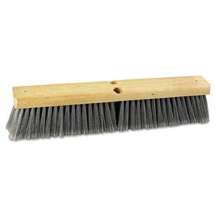 18 Flagged Polypropylene Brush Head
