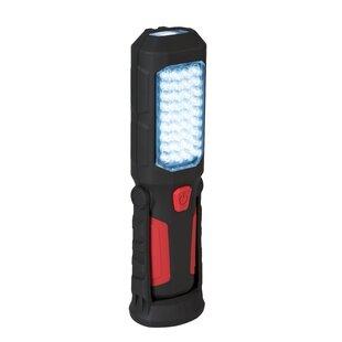 Pillsbury Black Battery Powered LED Outdoor Utility Light Image
