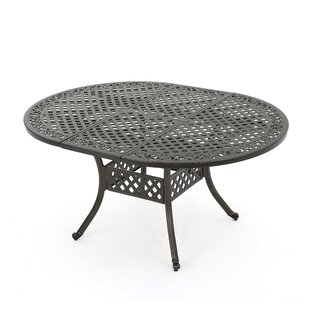 Traditional Outdoor Dining Tables | Joss & Main