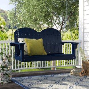 Sawyerville Savannah Porch Swing by Laurel Foundry Modern Farmhouse