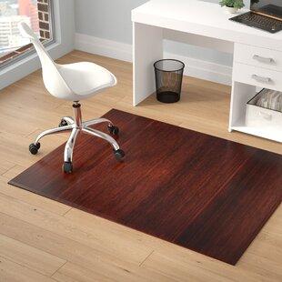 Bamboo Chair Mat Wayfair Ca