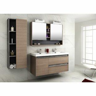 Raiden 1200mm Wall Hung Single Vanity Unit By Belfry Bathroom