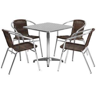 Offex 5 Piece Dining Set