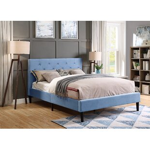 Cardin Upholstered Platform Bed