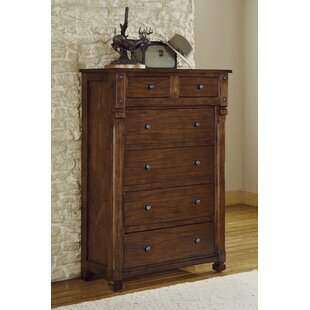 Loon Peak Fresno 6 Drawer Chest Image