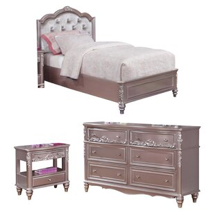 Gannon Full/Double Panel Configurable Bedroom Set