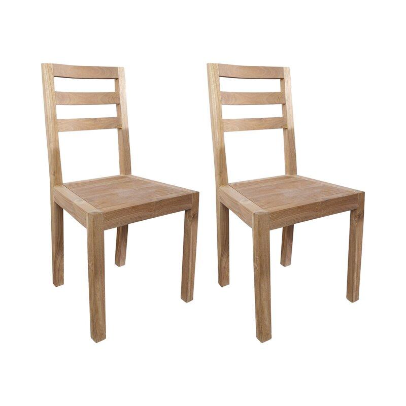Tikamoon Essgruppe mit 6 Stühlen