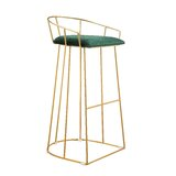 Brittanie Bar & Counter Stool by Wrought Studio™