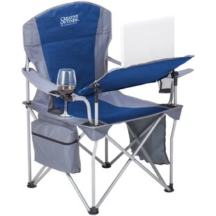 CREATIVE OUTDOOR DISTRIBUTOR Ichair Folding Camping Chair