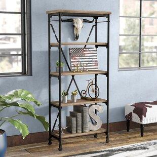 Nia Etagere Bookcase 17 Stories