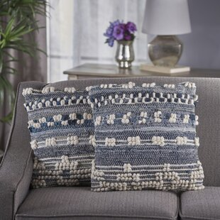 Chumley Cotton Throw Pillow (Set of 2)